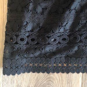 Laundry By Shelli Segal Dresses - Laundry by Shelli Segal black lace dress. Size 2